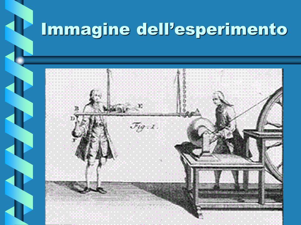 Immagine dell'esperimento