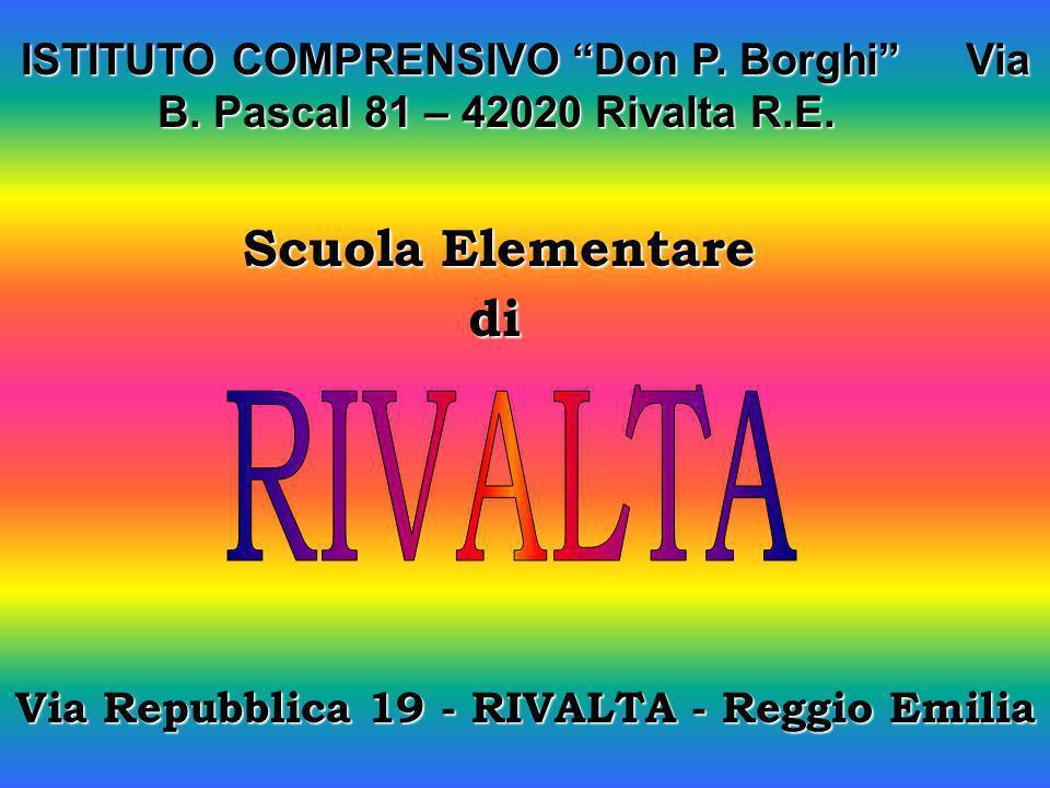 Via Repubblica 19 - RIVALTA - Reggio Emilia