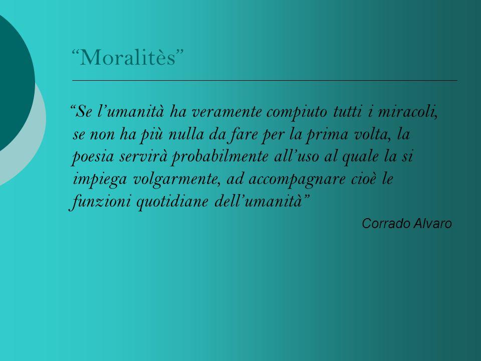Moralitès