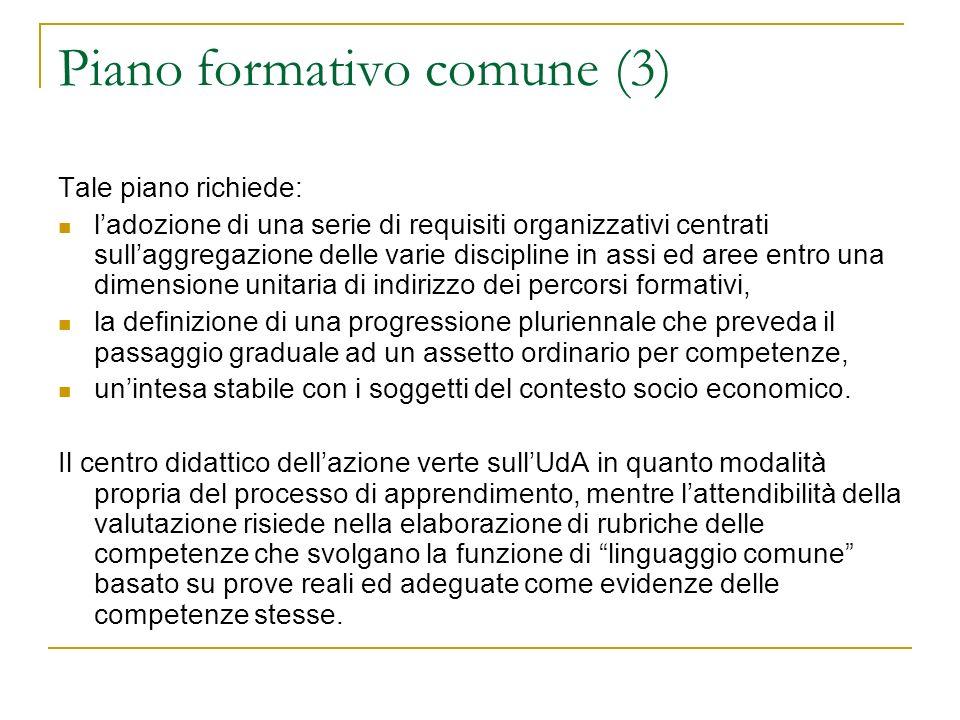 Piano formativo comune (3)