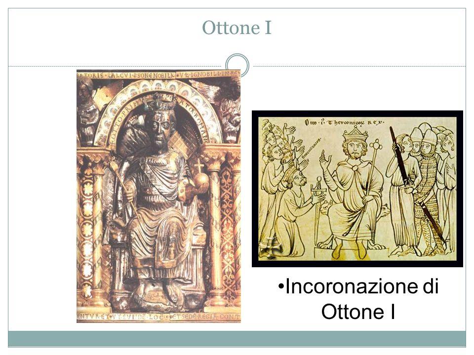 Incoronazione di Ottone I