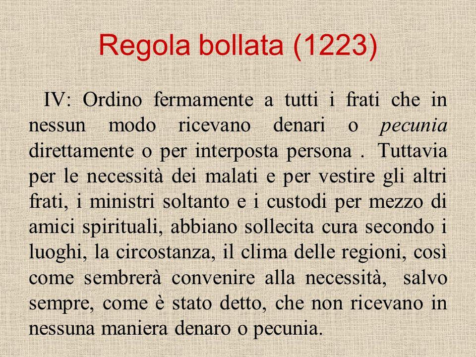 Regola bollata (1223)