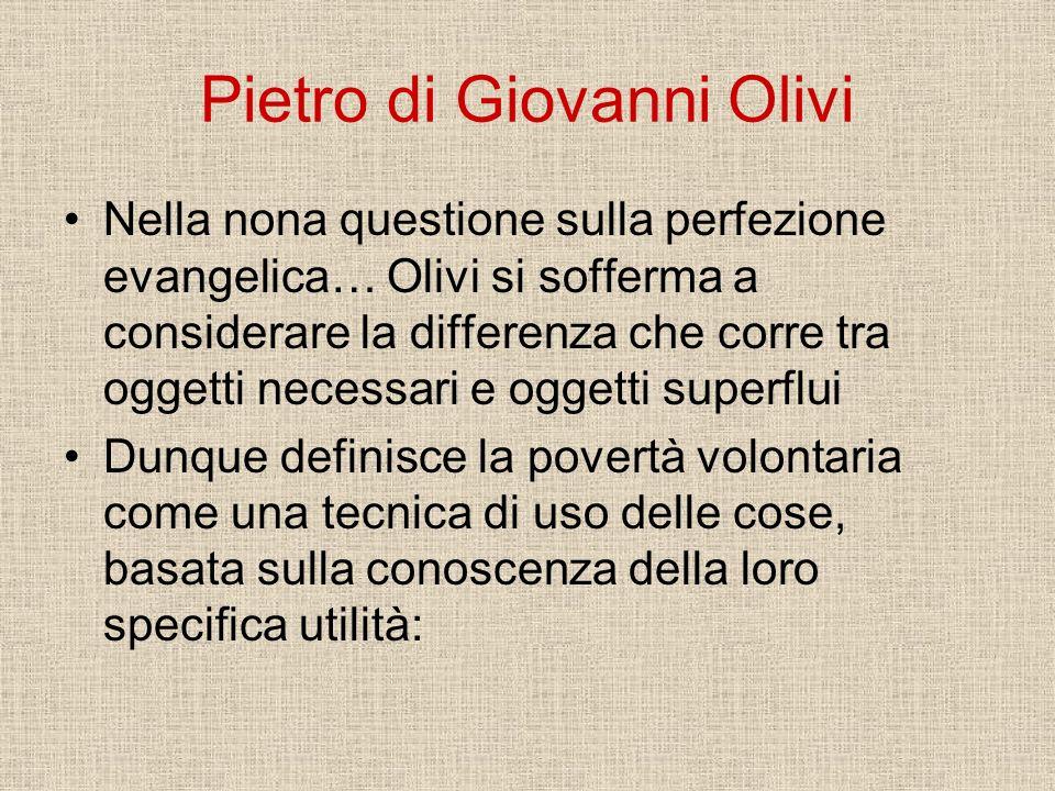 Pietro di Giovanni Olivi