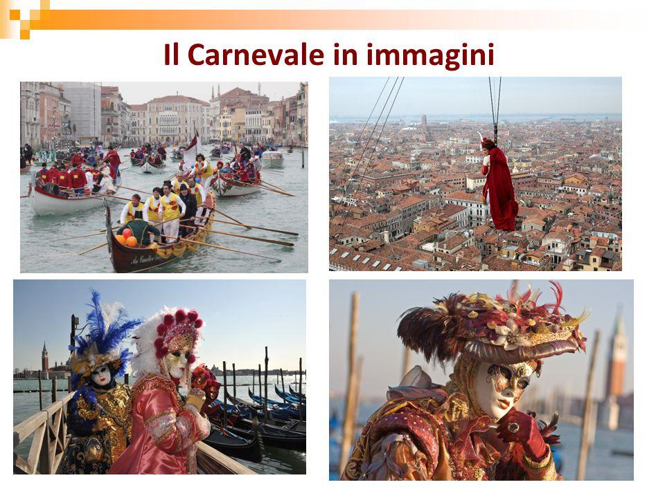 Il Carnevale in immagini