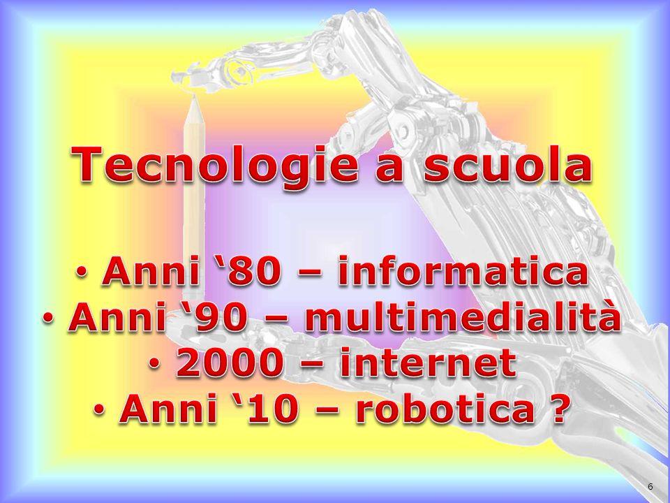 Anni '90 – multimedialità