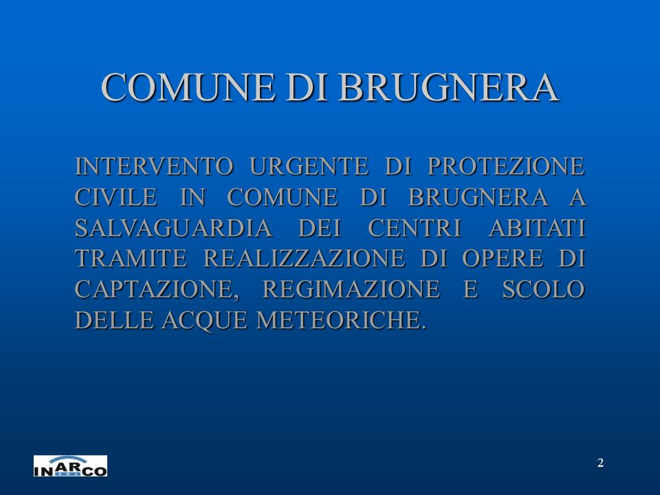 COMUNE DI BRUGNERA