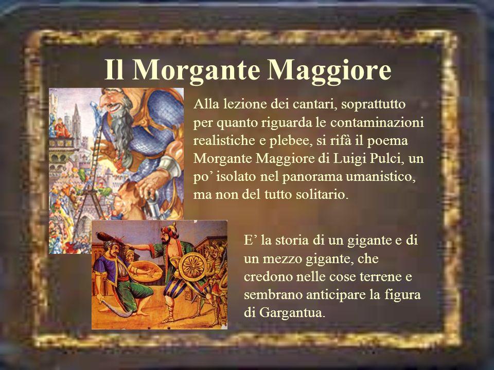Il Morgante Maggiore