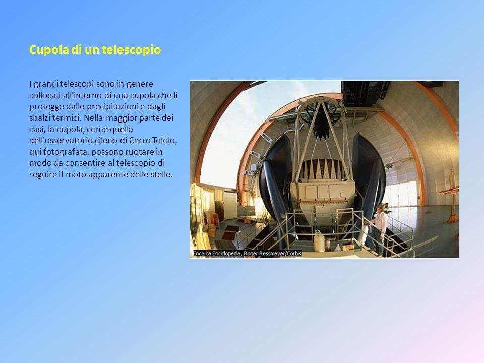 Cupola di un telescopio