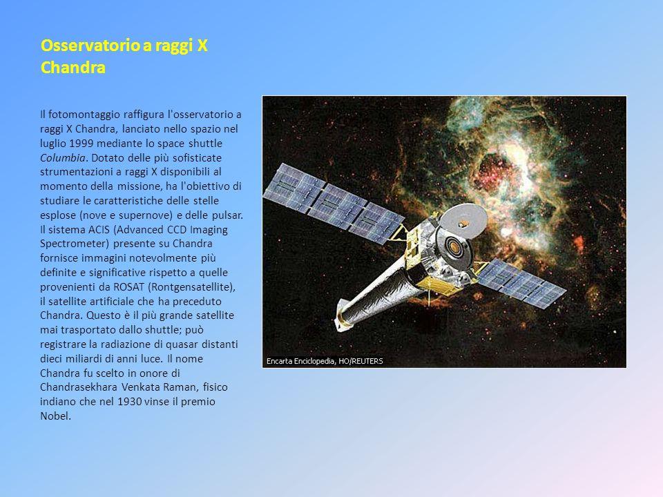 Osservatorio a raggi X Chandra