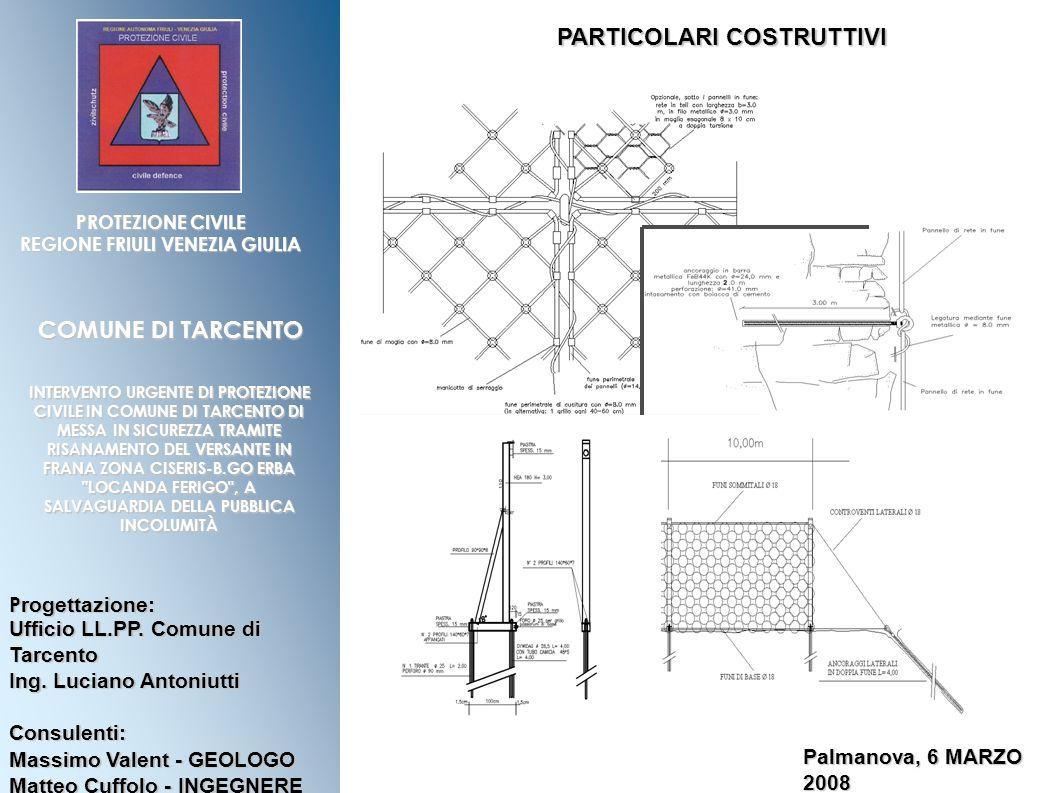 PARTICOLARI COSTRUTTIVI REGIONE FRIULI VENEZIA GIULIA