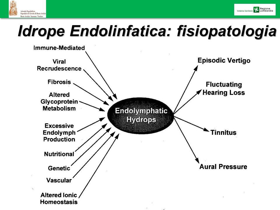 Idrope Endolinfatica: fisiopatologia