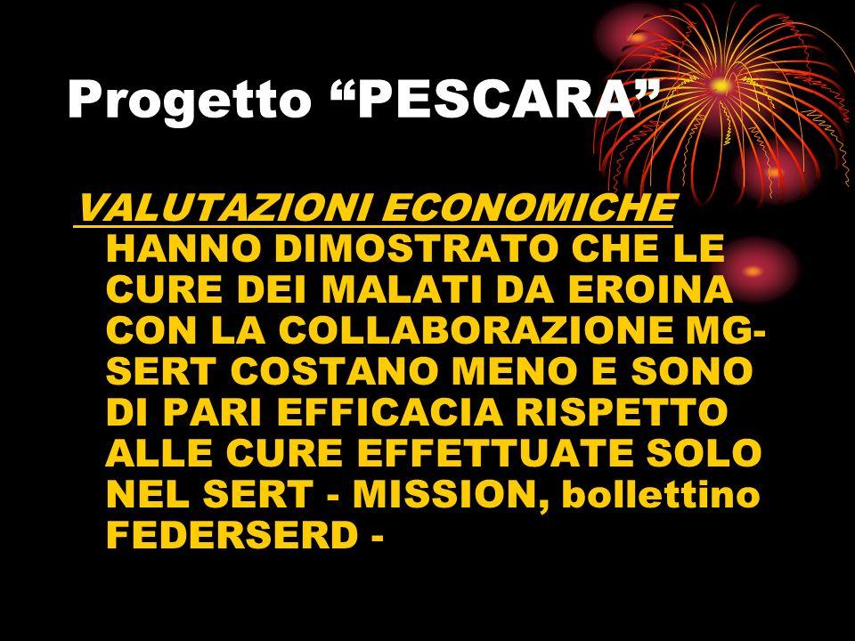 Progetto PESCARA