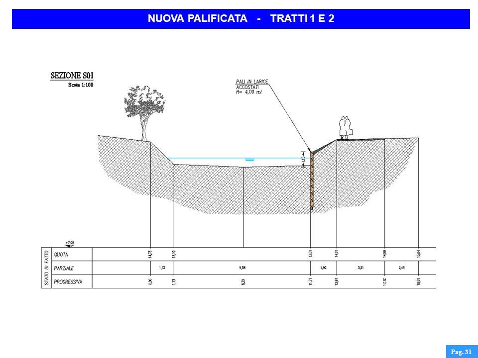 NUOVA PALIFICATA - TRATTI 1 E 2
