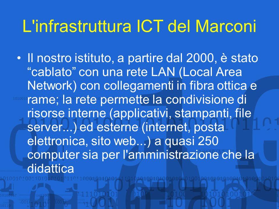 L infrastruttura ICT del Marconi