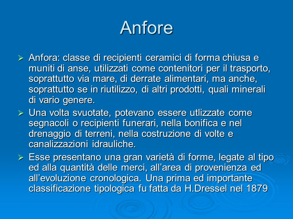 Anfore