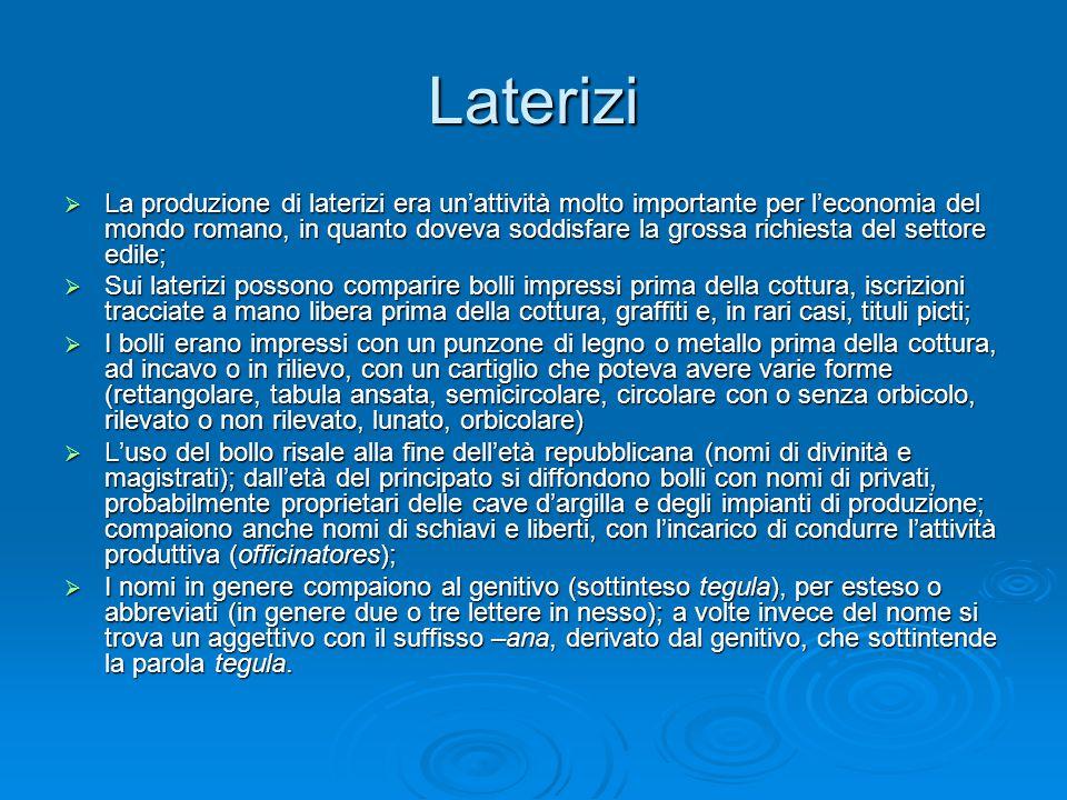 Laterizi