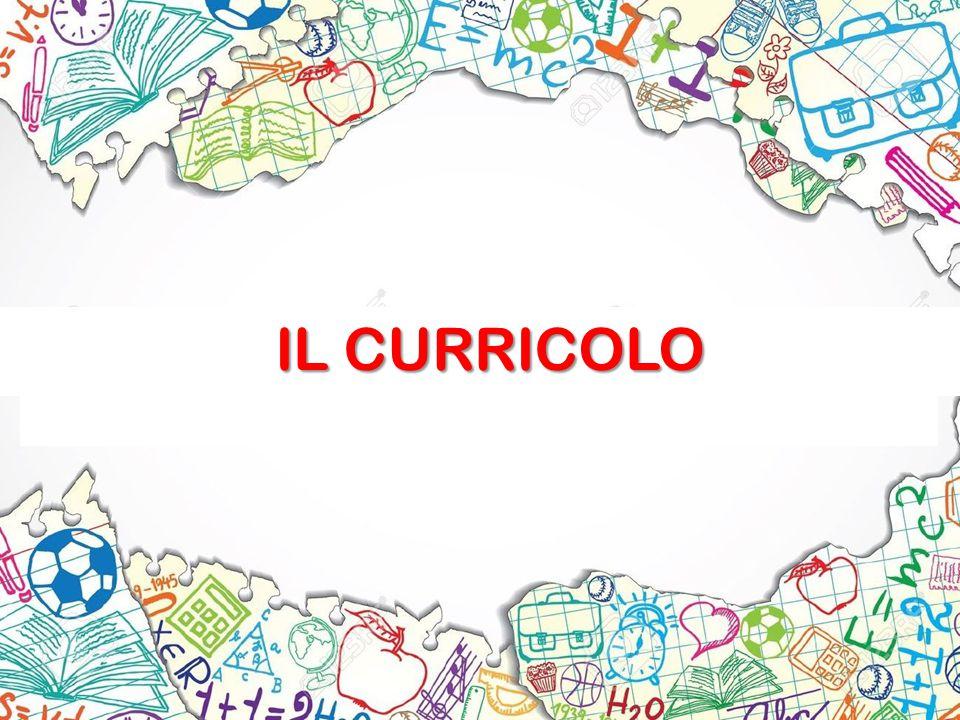 IL CURRICOLO