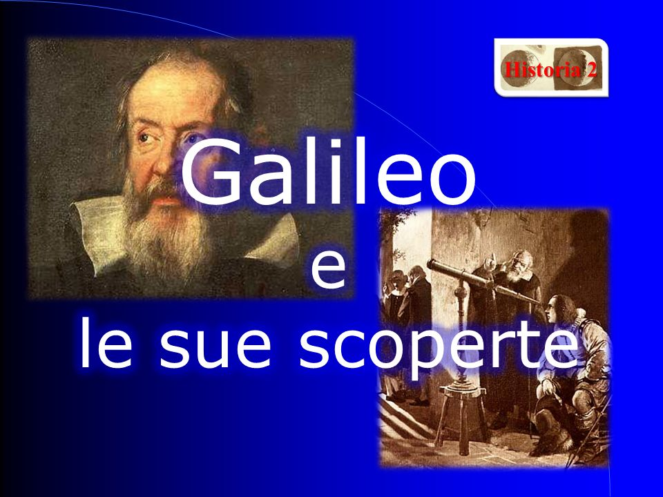 Galileo e le sue scoperte