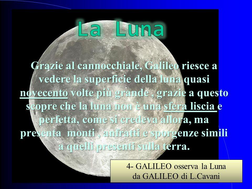 4- GALILEO osserva la Luna