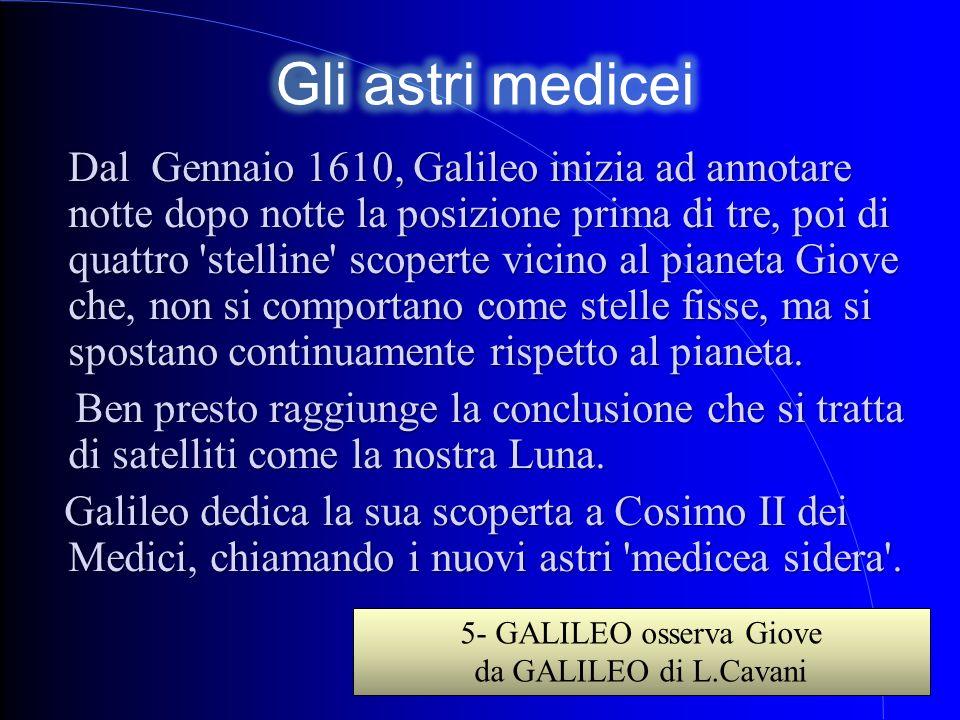 5- GALILEO osserva Giove