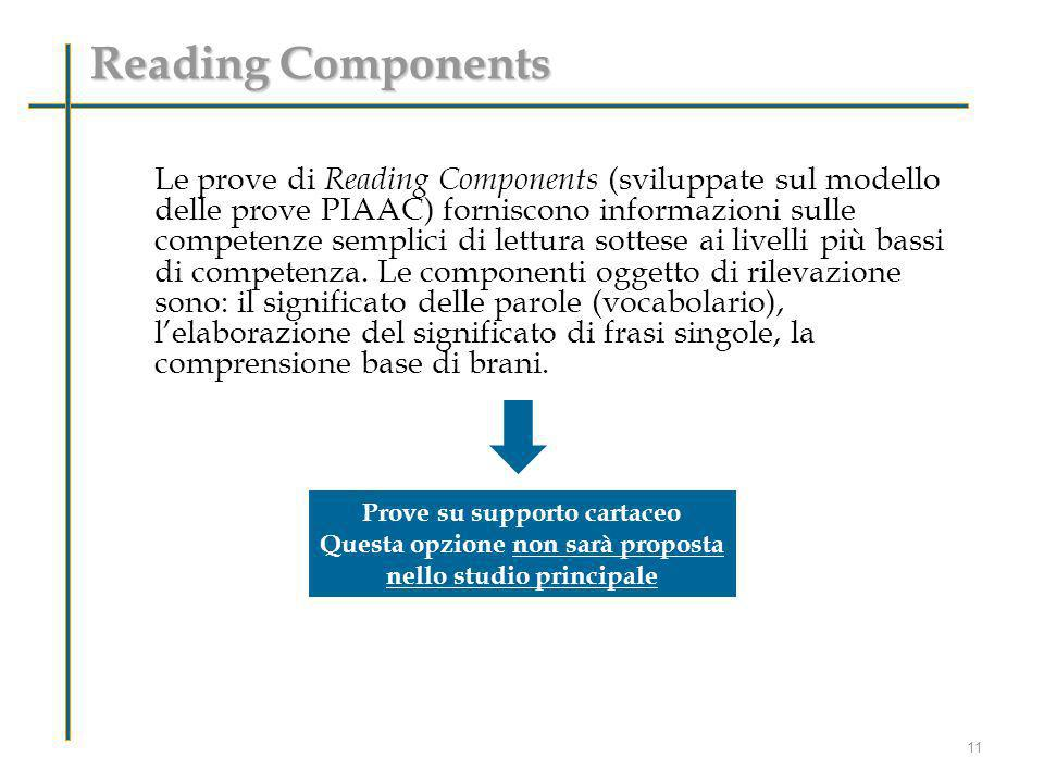 Reading Components