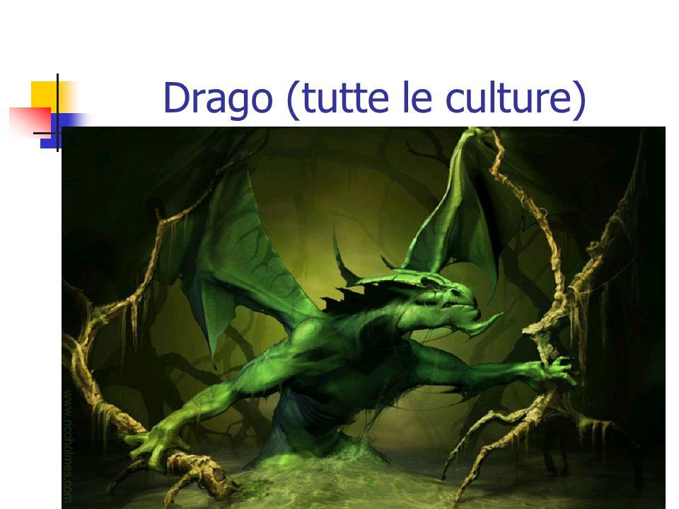 Drago (tutte le culture)