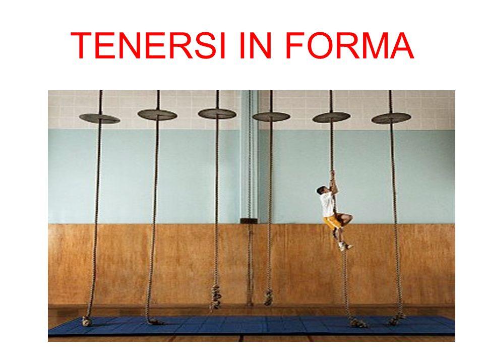 TENERSI IN FORMA