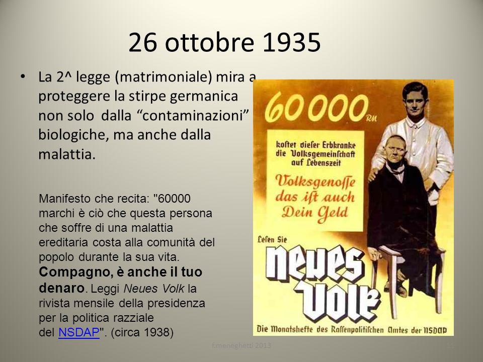 26 ottobre 1935