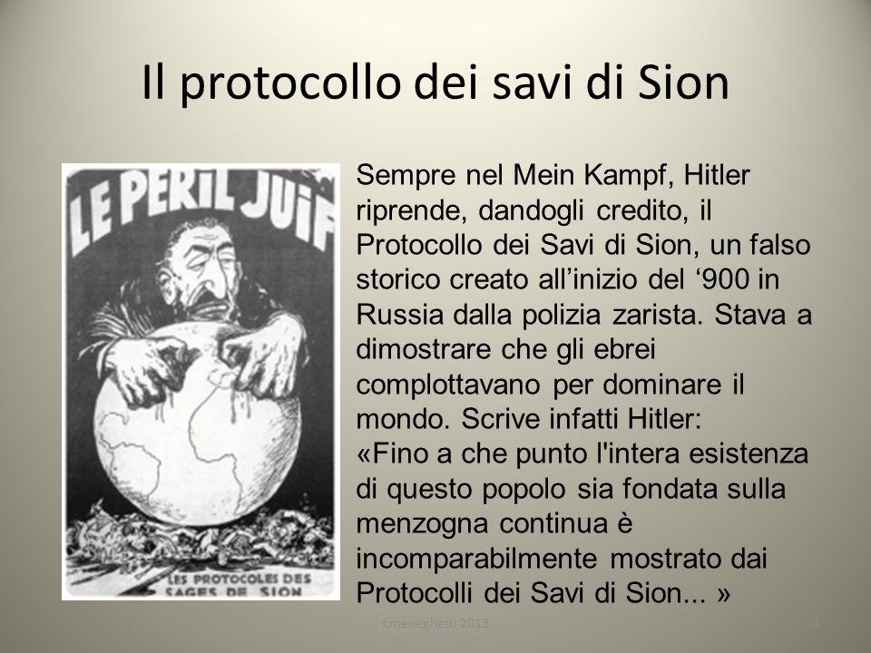 Il protocollo dei savi di Sion