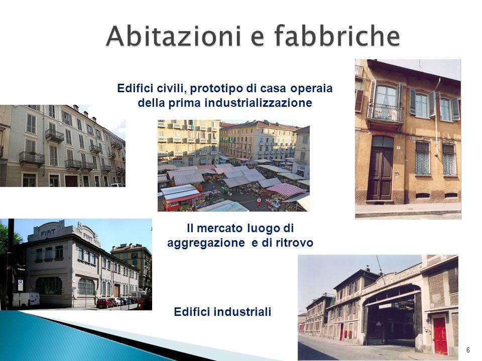Abitazioni e fabbriche