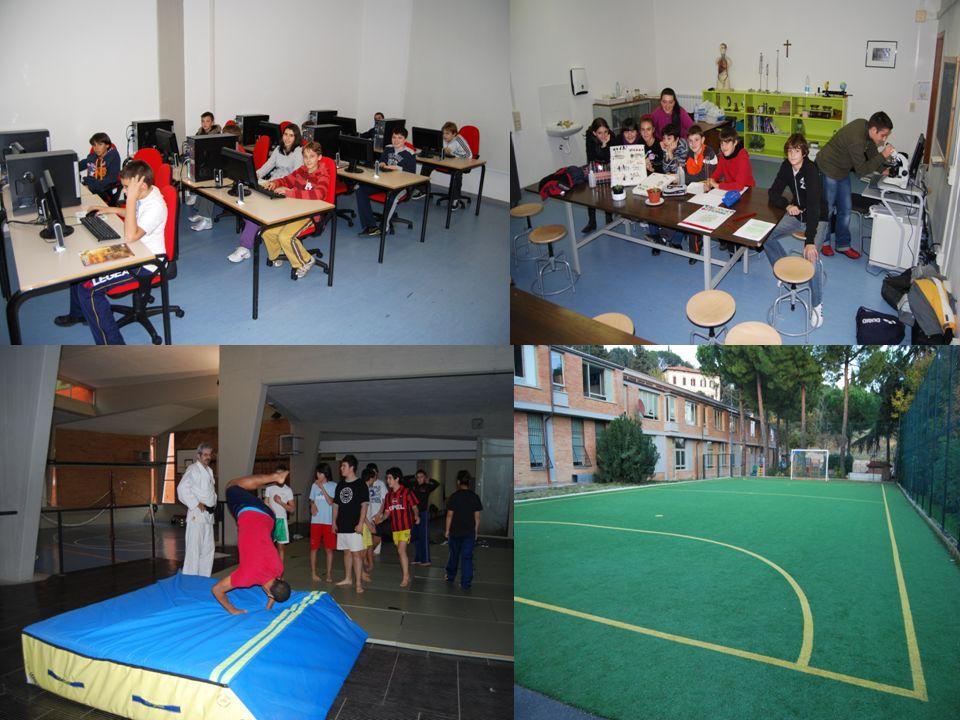 La scuola secondaria dotata di laboratori innovativi