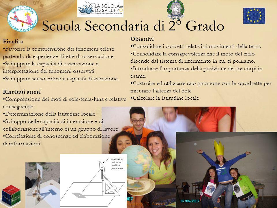 Scuola Secondaria di 2° Grado