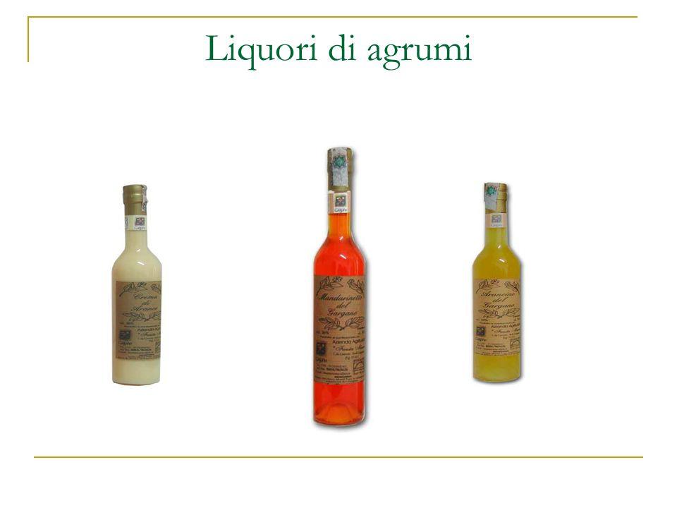 Liquori di agrumi