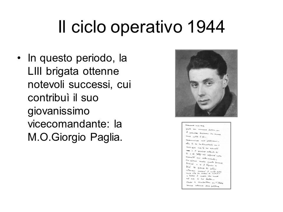 Il ciclo operativo 1944