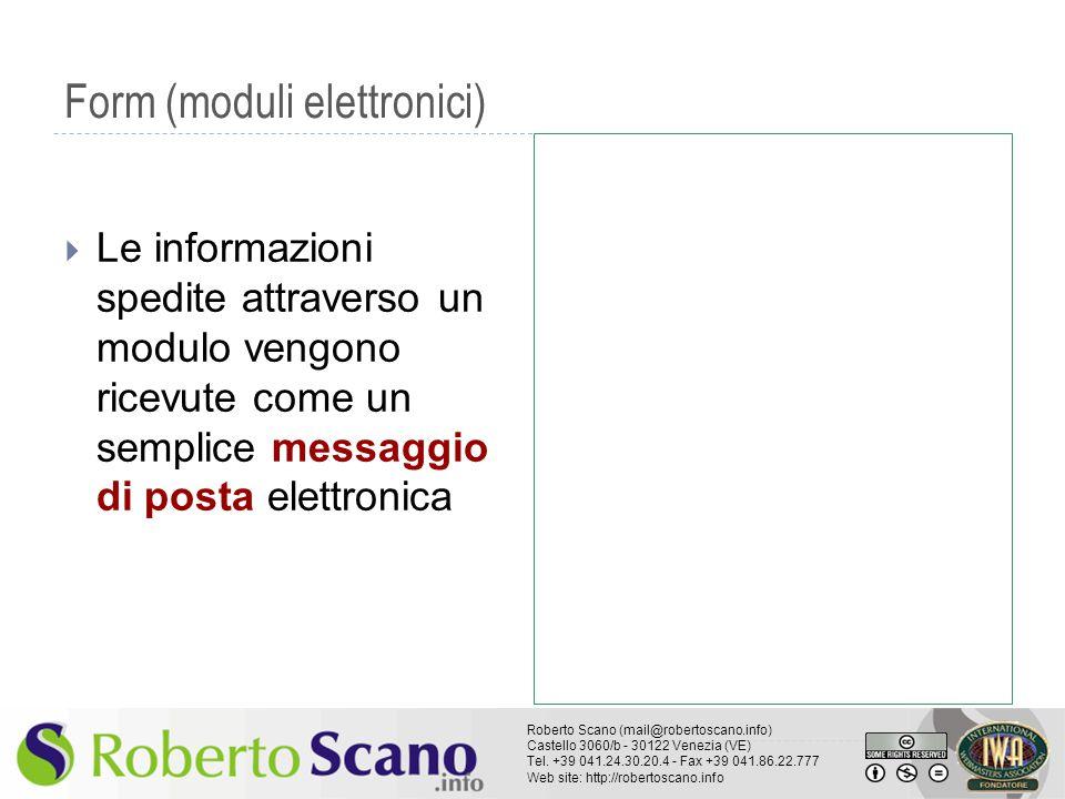 Form (moduli elettronici)
