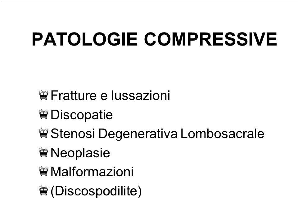 PATOLOGIE COMPRESSIVE