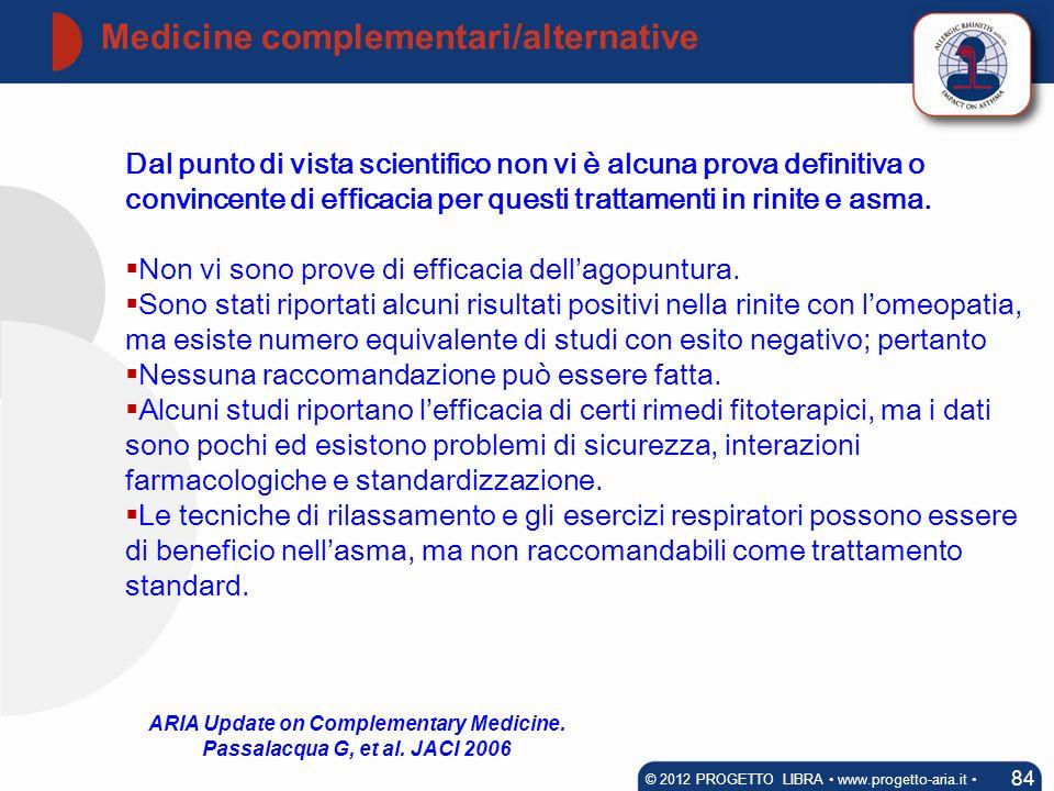 Medicine complementari/alternative
