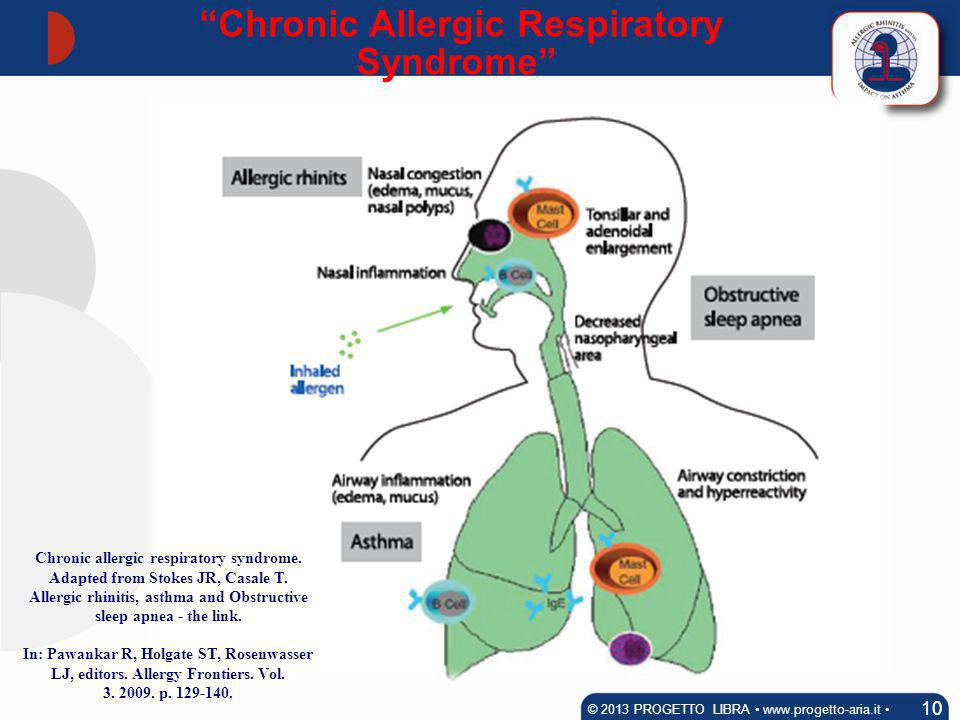 Chronic Allergic Respiratory Syndrome