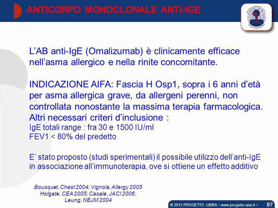 ANTICORPO MONOCLONALE ANTI-IGE
