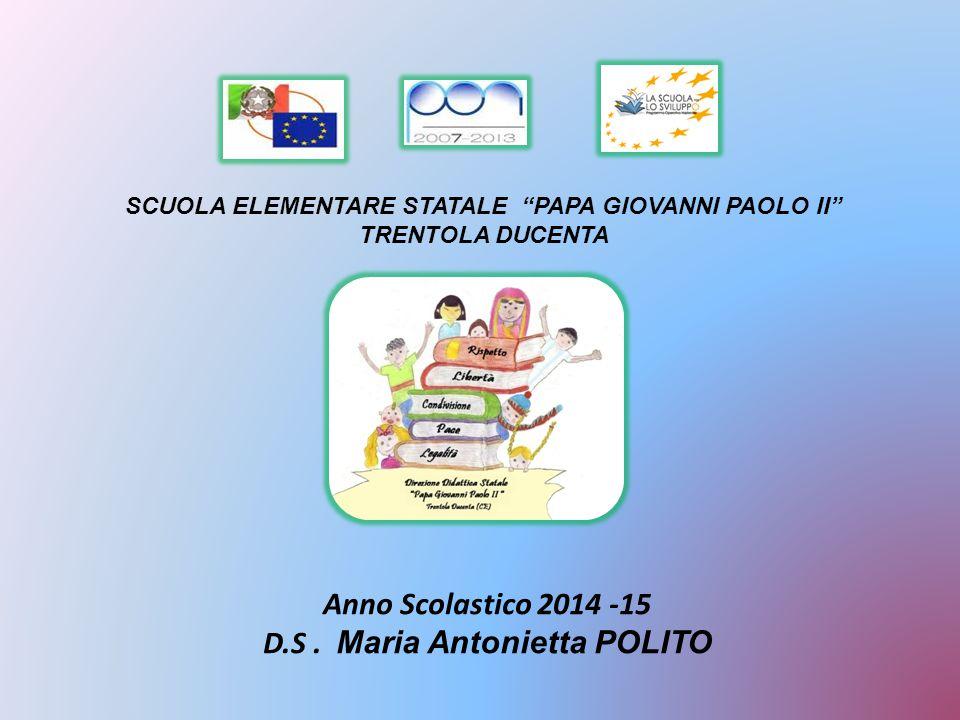 D.S . Maria Antonietta POLITO