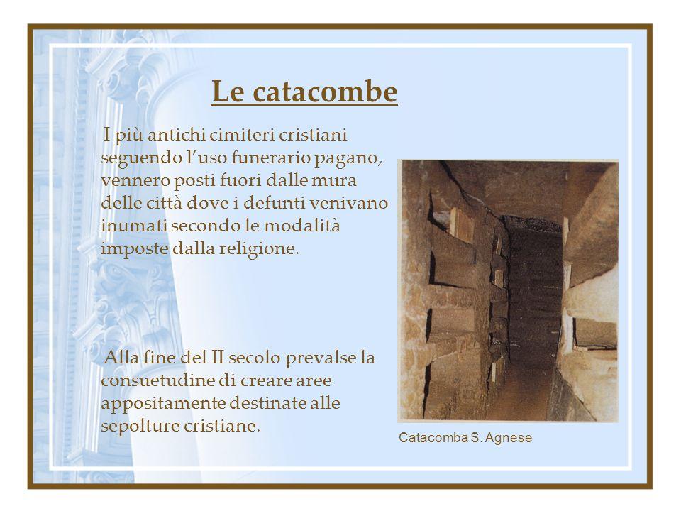 Le catacombe