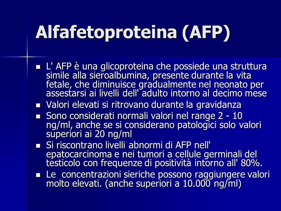 Alfafetoproteina (AFP)