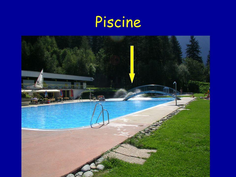 Piscine In questo caso a esempio oltre alla piscina abbiamo l'aerosol provocato dagli spruzzi dell'acqua.