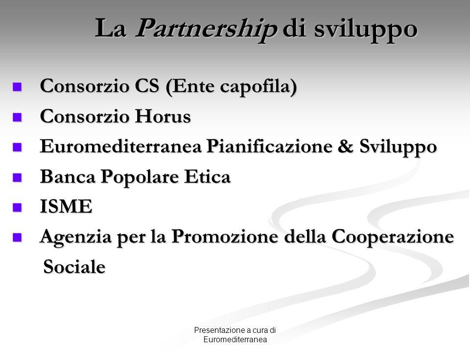 La Partnership di sviluppo