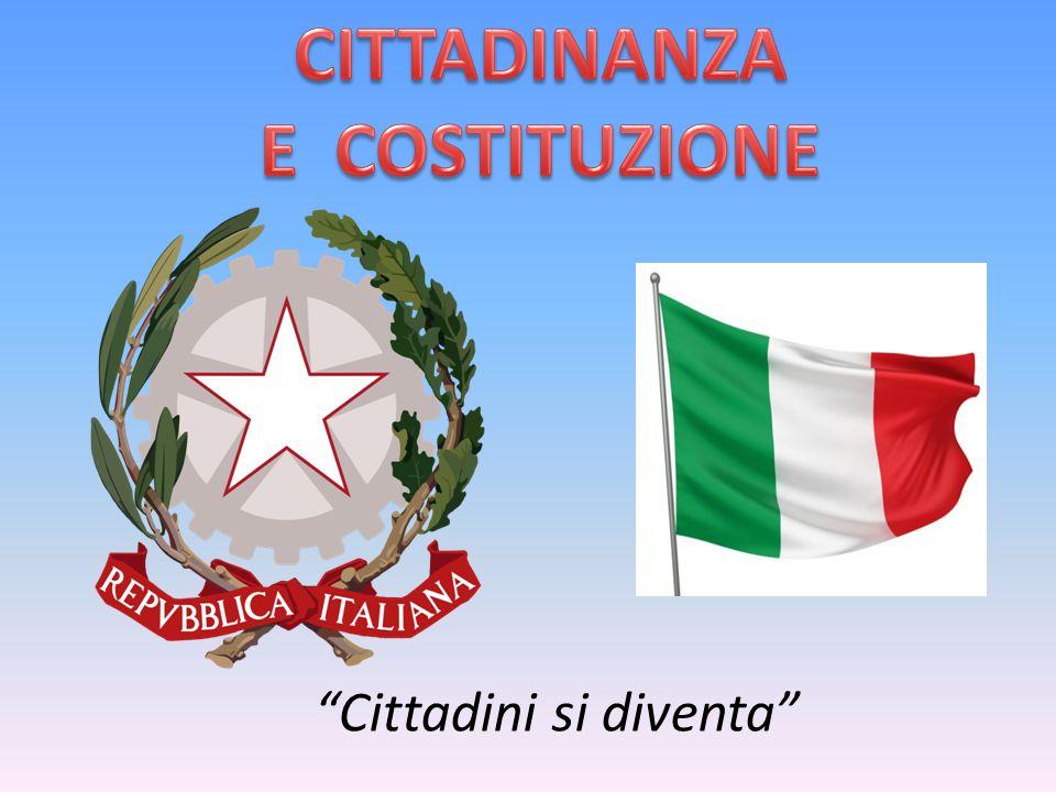 Risultati immagini per cittadinanza e costituzione