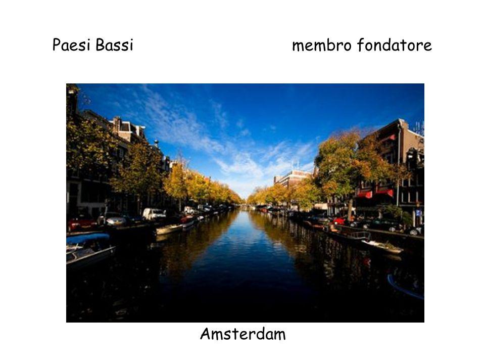Paesi Bassi membro fondatore
