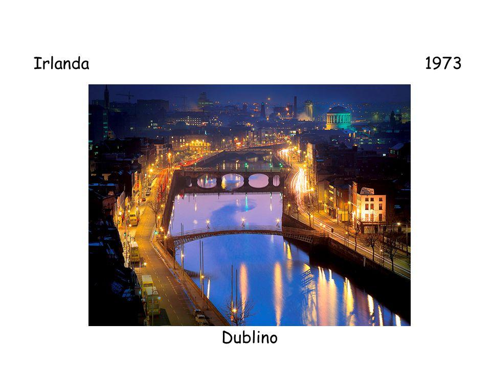 Irlanda 1973 Dublino
