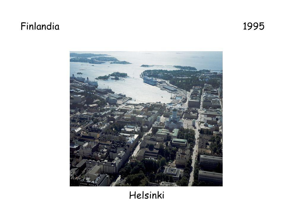 Finlandia 1995 Helsinki
