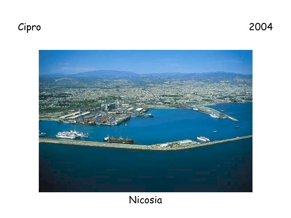 Cipro 2004 Nicosia