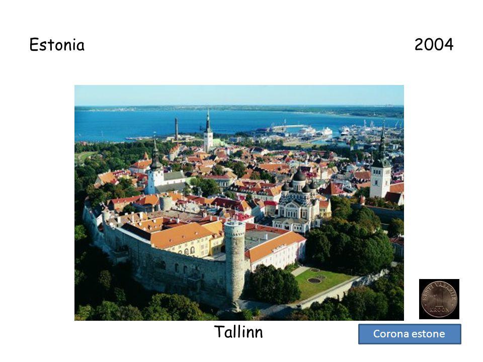 Estonia 2004 Tallinn.